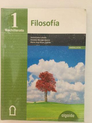 LIBRO 1º BACHILLER DE CIENCIAS FILOSOFÍA
