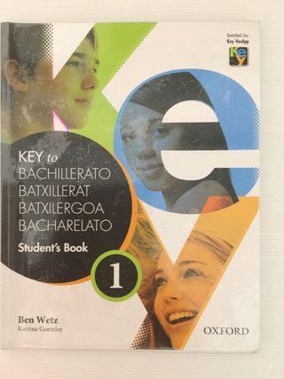 LIBRO 1º BACHILLER DE CIENCIAS INGLÉS