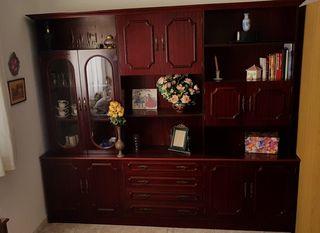 Mueble bar clasico