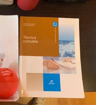 Libro de texto contabilidad