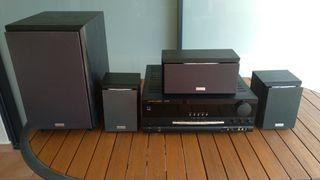 Harman Kardon AVR 3000.