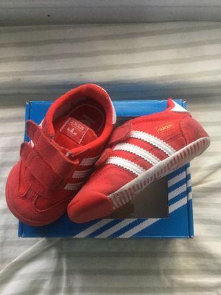 adidas dragon rojas