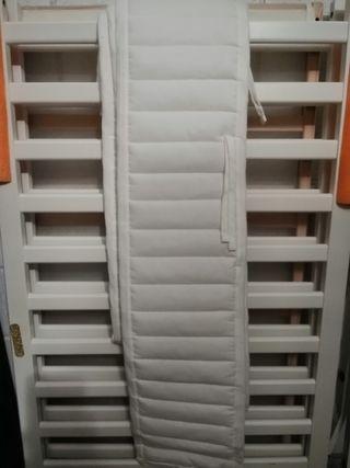 Protector cuna Ikea NUEVO para cuna 60x120 cm