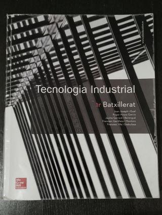 Tecnologia industrial 1r Batxillerat