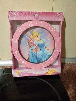 reloj de princesas nuevo Disney Disney