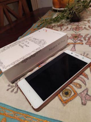 BQ Aquaris X5 Plus Blanco 32GB