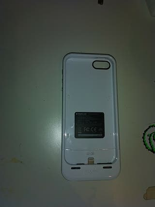 bateria y funda en el mismo elemento de iphone 5 s