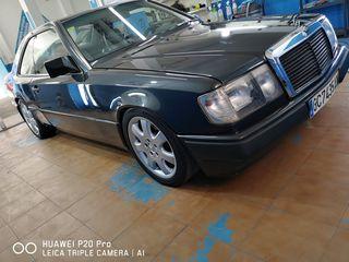 Mercedes-Benz ce w124 1987