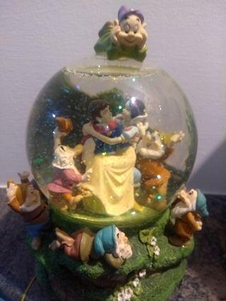Bola Blancanieves Disney musical