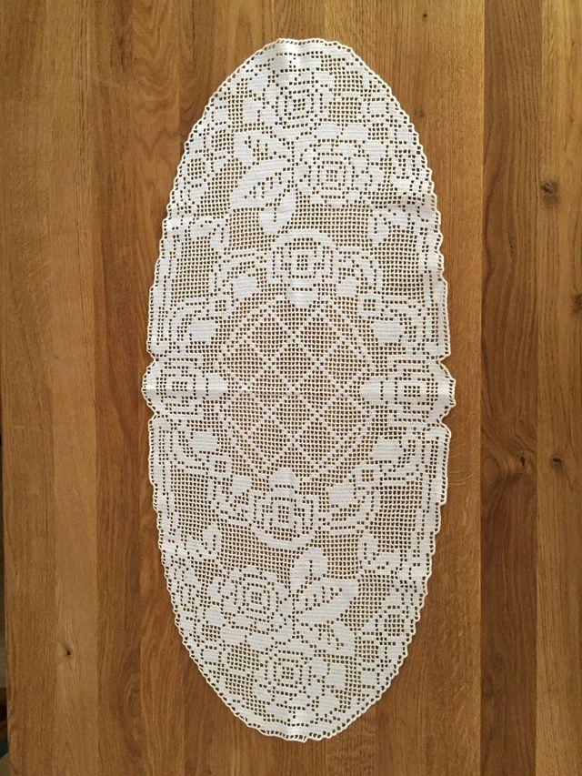 Mantelito centro mesa Made in Italy