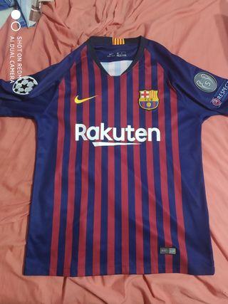 Camiseta Barca