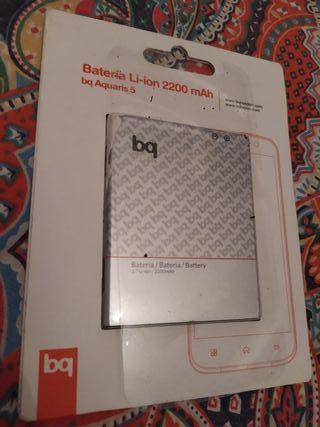 BQ Aquaris 5 batería