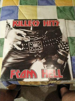 "Disco vinilo 12"" Dancefloor Killers"