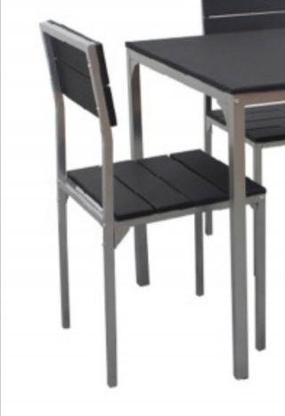 3 sillas de la tenda TUCO