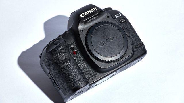 Canon Eos 5d Mark II con extras