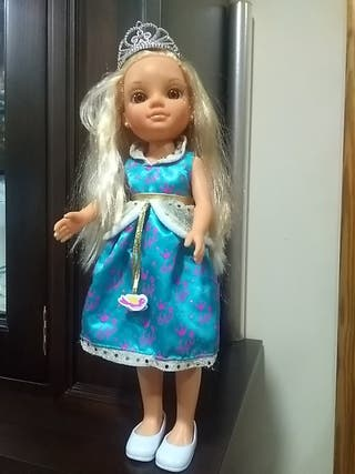 Nancy New Princesa Azul