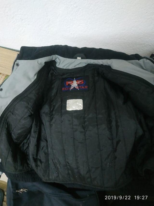 chaqueta de moto xs