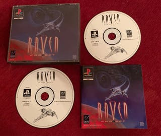 The Raven PlayStation
