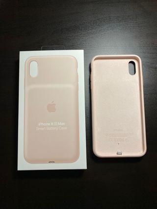 "Funda batería ""smart battery case"" iPhone XS Max"