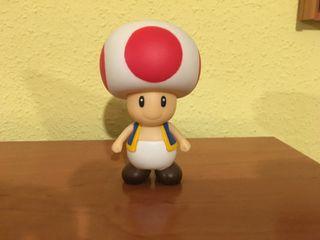 Figura Toad Mario Bros.