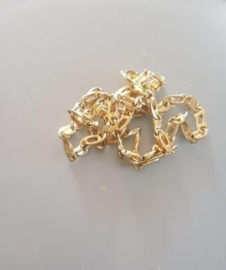 cadena de oro 18 quilates