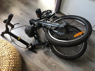 Bicicleta plegable b bold