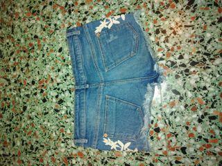 Pantalón short tejano Pimpkie
