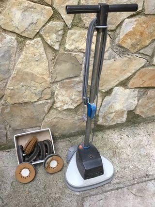 Pulidora/abrillantadora de suelos