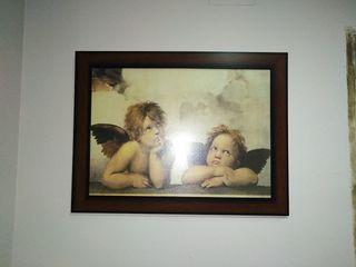 retratos de angelitos