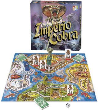 En busca del Imperio Cobra Vintage . CEFA Toys.