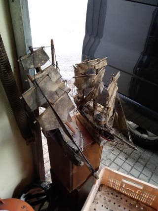 barcos para restaurar