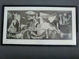 Cuadro El Guernica