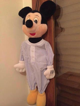 Muñeco - Peluche de Mickey Mouse Guardapijamas