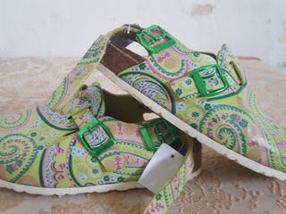 zapatos zuecos