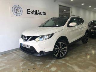 Nissan Qashqai Tekna Premium 360