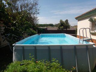 vendo piscina bestway