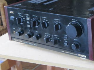 AKAI AM-93 Reference Master Digital