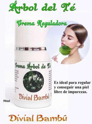 Crema Reguladora Árbol del Té 50ml