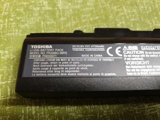 Bateria Toshiba PA3356U-3BRS nueva