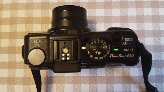 Camara Canon G10