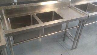 Fregaderos industriales desde 1200x600mm