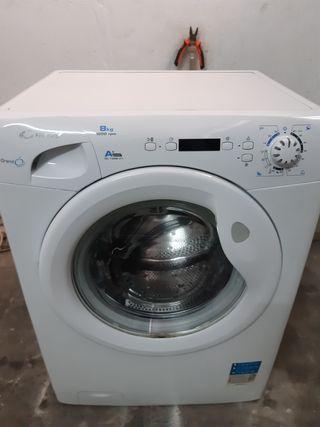 lavadora candy 8 kg