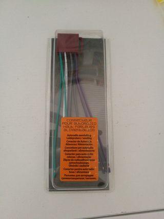 conector radio
