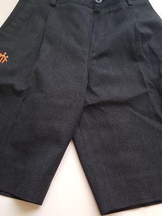 Pantalón uniforme corto Salesianos Badajoz