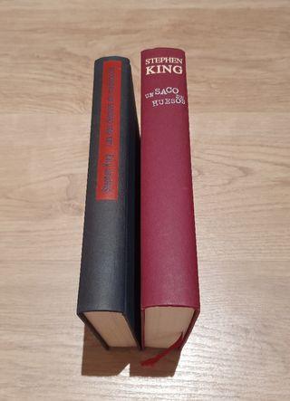 Novelas terror Stephen King