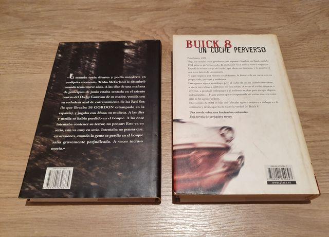 Novelas de terror Stephen King
