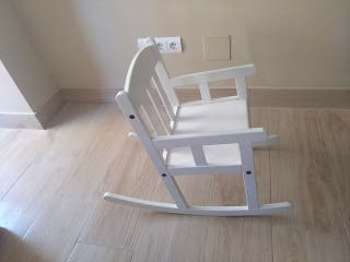 Mecedora silla infantil niños ikea