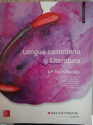 Libro Lengua 2 Bachillerato Smartbook