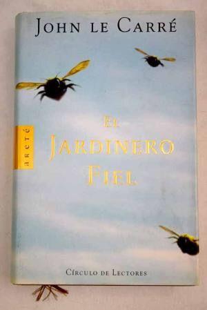 Libro El Jardinero Fiel