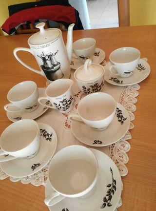 Juego de Nescafe Vintage